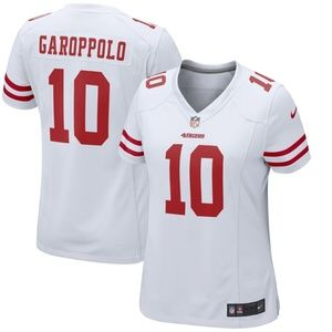 Women's San Francisco 49ers Jimmy Garoppolo Jersey